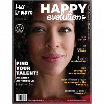 Happy Evolution Magazine 2019