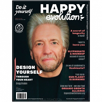 Happy Evolution Magazine 2020